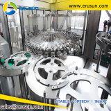 Machine de remplissage de bouteilles ronde d'animal familier de l'eau de seltz