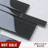 フォーシャン新しいデザイン黒のモザイク・タイルの供給