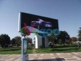 Governo dello schermo di visualizzazione del LED di colore completo di pubblicità esterna P6