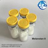 Péptidos inyectables Mt2 Melanotan 2/Melanotan II para broncear de la piel