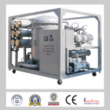 Zja -200シリーズ2ステージの真空の変圧器オイルのフィルタに掛ける機械。 オイル浄化および脱水システム