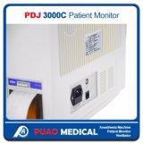 Monitor paciente do multiparâmetro de Pdj 3000c