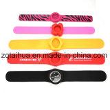 Wristband elegante e atrativo do silicone do OEM