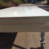 Gelcoat Fiberglas beschichtetes Furnierholz-Panel für LKW-Karosserie und Tür