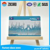 Offsetdrucken Belüftung-transparente Bauteil-Plastikkarte
