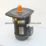 3.7kw 샤프트 Dia. 40mm 설치된 모터 3 단계 작은 AC 기어 Reduer