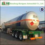camion-citerne en acier de LPG d'acier inoxydable du carton 30~60cbm