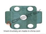 Presse Az9725520244 de ressort de pièces de rechange de Sinotruck HOWO