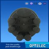 Casquillo-Tipo rectángulo común plástico
