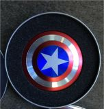 Filatore americano di irrequietezza del capitano Hand Spinner Aluminum Metal