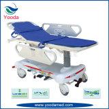 Ensanchador ajustable de la transferencia del hospital de la altura eléctrica