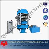 Máquina de borracha da imprensa hidráulica do Vulcanizer