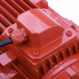 Motores eficientes elevados de temperaturas ambientais para o exaustor do fumo para 0.5kw-18kw