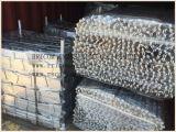 7'x4 'galvanizado andaimes ângulo cintas cruz de ferro