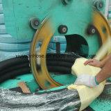 Boyau flexible de pétrole du boyau SAE100r13-38 en caoutchouc hydraulique spiralé