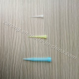 Pontas plásticas estéreis médicas descartáveis universais da pipeta do laboratório