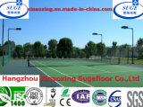 Doppelte Schicht-Anti-UVplastiksport-Gerichtregular-Tennis