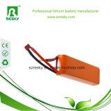 3.7V 2800mAh 30C Li-polímero de litio 278.589 celular para RC Avión Car
