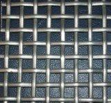 Engranzamento de fio frisado galvanizado para a mineração e o carvão
