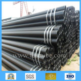 Tubos sin soldadura negros Sch40/Sch80/Sch160 ASTM A106 GR del acero de carbón. B