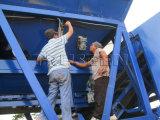 Venda Fábrica de concreto móvel portátil 35m3 / H