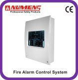 2017 panneau de contrôle conventionnel populaire de signal d'incendie 16-Zone (4001-04)