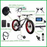 Kit elettrico di conversione della bici di Czjb 48V 1000W 24inch con il motore di alta qualità