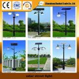 Qualitäts-Solarstraßenlaternemit Sonnenkollektor (13W~30W)