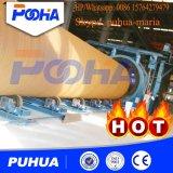 Máquina de acero del chorreo con granalla de Outwall del tubo para el tubo de acero (QGW)