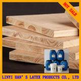 Adesivo adesivo da colagem do acetato Polyvinyl usado para o funcionamento de madeira