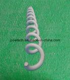 Amortecedor espiral da vibração do PVC
