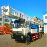 200m-600m Truck Mounted Rig de forage pour l'eau de puits