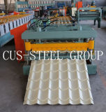 Hojas del revestimiento de la azotea/hoja del material para techos del metal de Colorbond