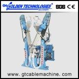 Maquinaria da fabricação de cabos do fio da tevê