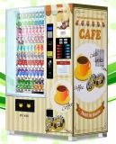 Caffè & Beverage Combination Automatic Vending Machine Approval da Ce SGS