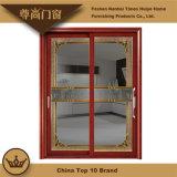 China-Lieferanten-spätester Entwurfs-Aluminiuminnenschiebetüren
