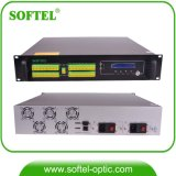 1550nm escogen/el poder más elevado multi EDFA de la salida CATV