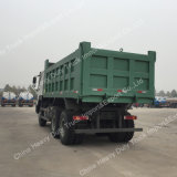 최상을%s 가진 Sinotruck HOWO 371HP 쓰레기꾼 팁 주는 사람 트럭 6X4 30ton