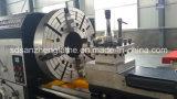 Torno grande do CNC do furo da alta qualidade de Q1327A*3000mm