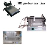 SMT 생산 라인 Printer+P&P Machine+Reflow 오븐