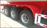 De Tanker van LPG van de Aanhangwagen 30tons van de Tankwagen van de Weg van het Gas van LPG met ASME