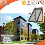Indicador de alumínio da madeira contínua de Clading do toldo de Canadá Toronto com certificação do Ce