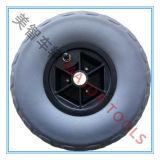 Rodas pneumáticas de 10 polegadas; Rodas do veículo da finalidade especial
