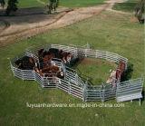 مواش ينزل مزرعة سياج بوابة لأنّ مواش خروف أو حصان حجر السّامة