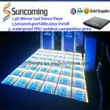 Populäre heiße verkaufenspiegel-Illusion LED Dance Floor