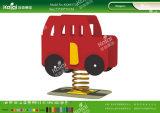 Brinquedos dos cavaleiros da mola do PE de Kaiqi, caraterísticas diferentes disponíveis
