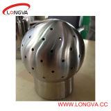 ステンレス鋼の固定スプレーの球
