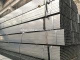 Tubo de acero cuadrado / tubos / sección hueca galvanizado / negro recocido de acero tubo cuadrado-10
