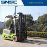 Mini Forklift 1.8ton elétrico Three-Wheel de China