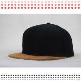 Chapéus tingidos fio do tampão do Snapback com logotipo do ferro